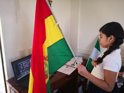 Aniversario Bolivia 2020 Primaria3