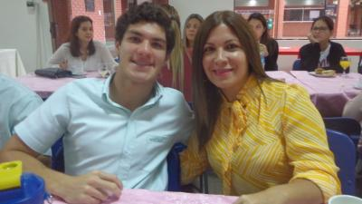 Dia De la madre. Secundaria 201927