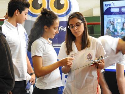 Feria de Universidades 10