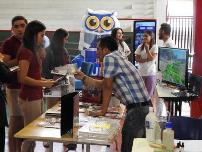 Feria de Universidades 18