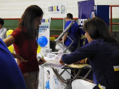 Feria de Universidades 19