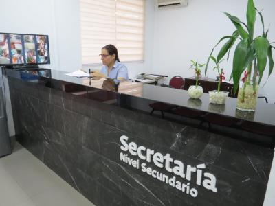 Secretaría Nivel Secundario