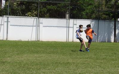 Mañana Deportiva 47 Aniversario. Secundaria1