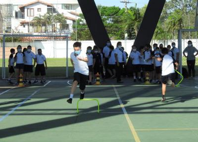 Primaria. Mañana Deportiva 47 Aniversario13