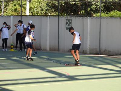 Primaria. Mañana Deportiva. Primaria9