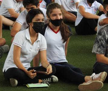 Secundaria. Dia del estudiante202116
