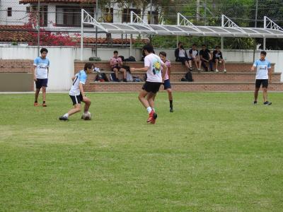 Secundaria. Mañana Deportiva 47 Aniversario17