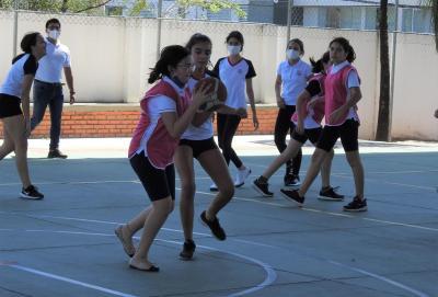 Secundaria. Mañana Deportiva 47 Aniversario7