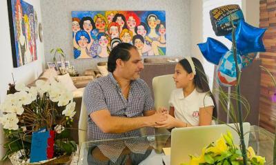 primaia. desde casa. dia del papa virtual19